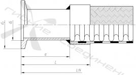 С. Быстроразъемная арматура для вакуумных соединений согласно стандарту KF