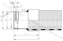 ПМТ. Патрубок «Полевой магистральный трубопровод»